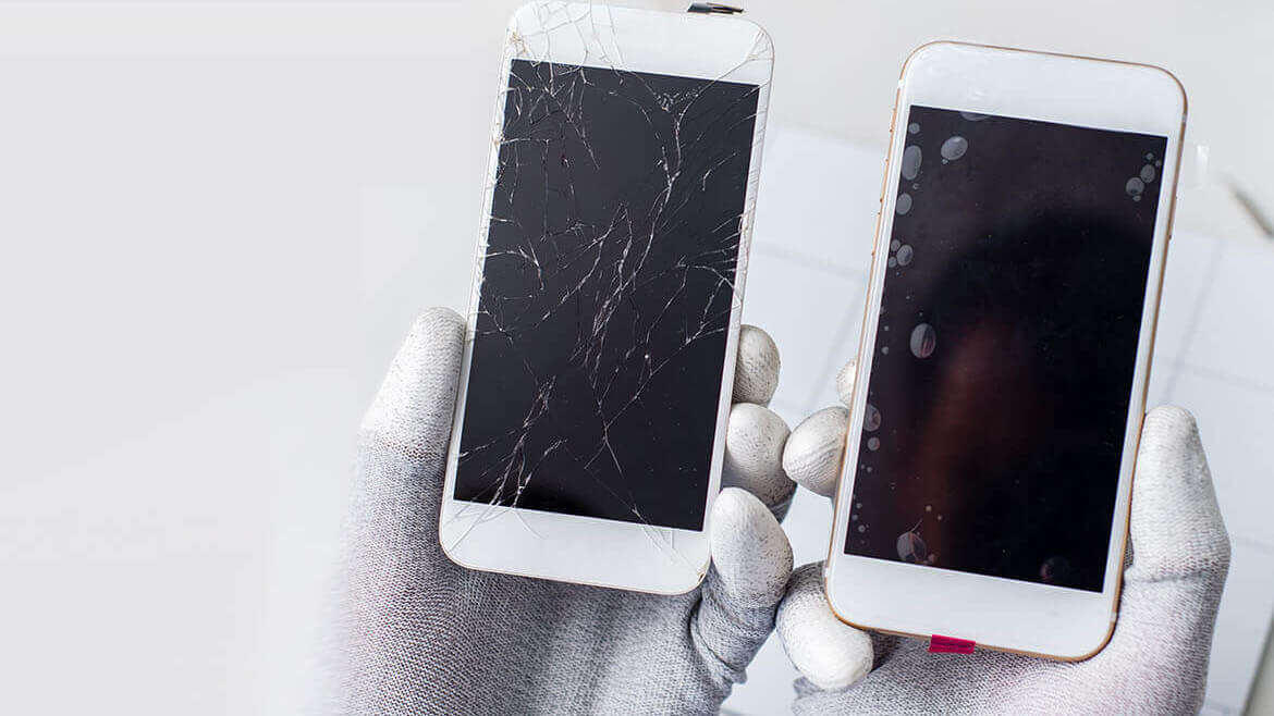 Cracked Screen Repair Services